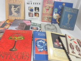 BOOKS ON ANTIQUES AND COllECTIBlES   FlOW BlUE