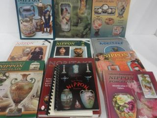 BOOKS ON ANTIQUES AND COllECTIBlES   NIPPON