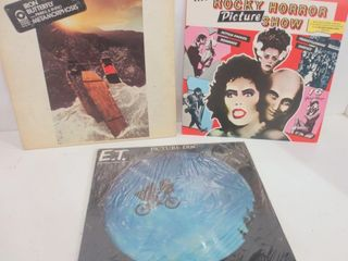 lP S   IRON BUTTERFlY  ROCKY HORROR PICTURE SHOW