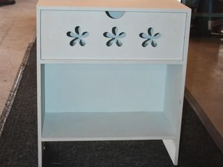 BEDSIDE TABlE W  DRAWER   SElF
