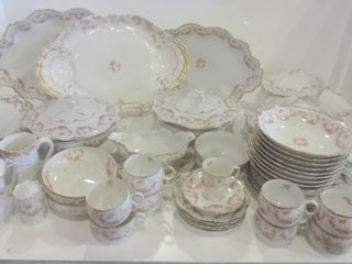 BRIDAl ROSE TABlE WARE   DIFFERENT MANUFACTURERS