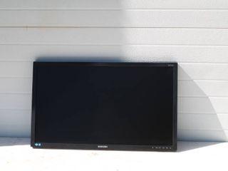LCD Flat Screen Diagonal Display 27