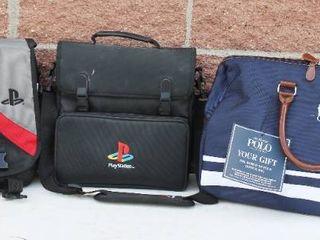 3 Computer Bags Lot