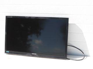 LCD Flat Screen Diagonal Display 24 Inch Computer Monitor