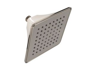 Mirabelle MIRSH2060E 2 GPM Single Function Rain Shower Head