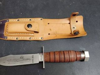 Camillus 5in Fixed Blade Knife