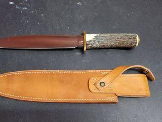 Trail Master Carbon V Steel Cold Steel 9in Knife