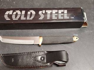 Cold Steel Master Tanto 5in Fixed Blade