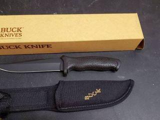 6in Fixed Blade Buck Knife