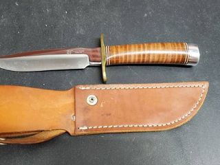 5in Fixed Blade Knife