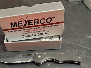 Meyerco Folding Knife