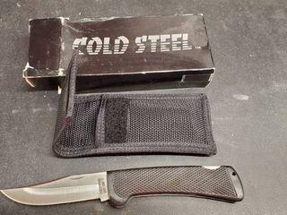 Cold Steel Folding Knife