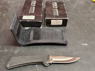 2  Cold Steel Folding Knives
