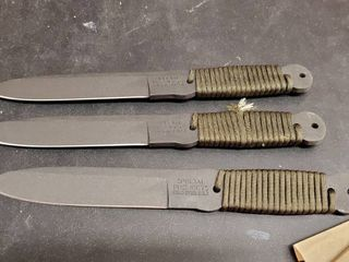 3  Special Projects Cold Steel Knives