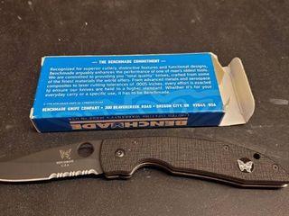 Benchmade ATS 34 Folding Knife