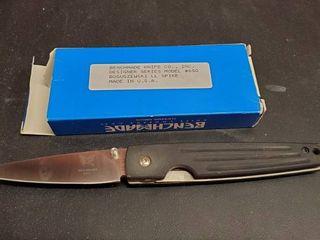 Benchmade Model 650 Folding Knife