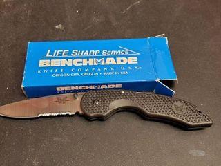 Benchmade 845S Folding Knife