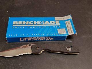 Benchmade 813S Folding Knife