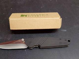 Columbia River Mirage 6703 Folding Knife