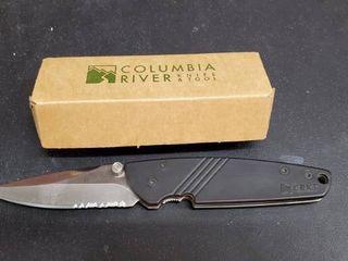 Columbia River 6713 Folding Knife
