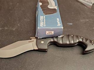 Cold Steel Spartan  21S Folding Knife