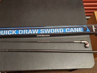 Cold Steel Quick Draw Sword Cane