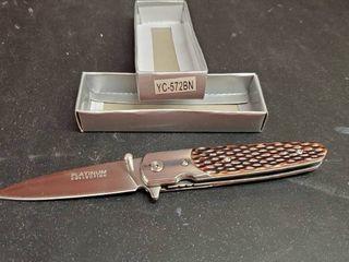 Platinum Collection Folding Knife