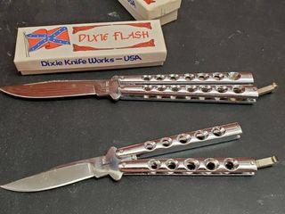 2  Dixie Knives  4 5