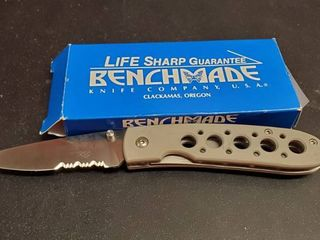 Benchmade 625 Knife