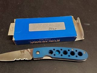 Benchmade 625S Blue Knife