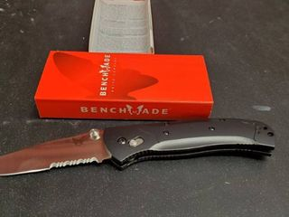 Benchmade 10200S Ambush Folding Knife
