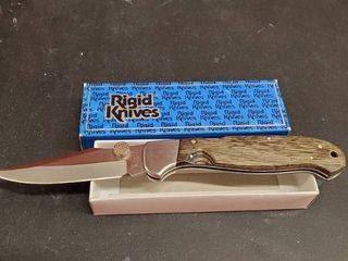 Rigid RG 21 Folding Knife