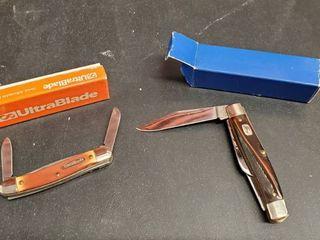Ultrablade Knife  Colonial Pocket Knife
