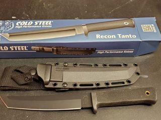 Cold Steel Recon Tanto  13RTKJ1