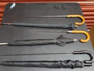 3  Knife Umbrellas