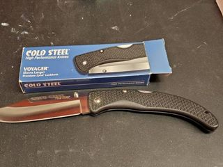 Cold Steel Voyager Xl