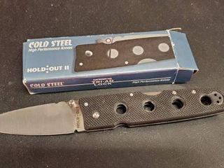 Cold Steel  11Hl Folding Knife