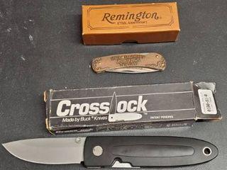 4  Folding Pocket Knives