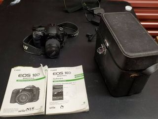 Canon 10D Camera
