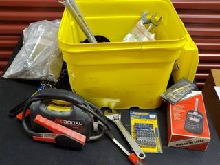 Sockets  Wrenches  Battery Jumper  Hardware And More