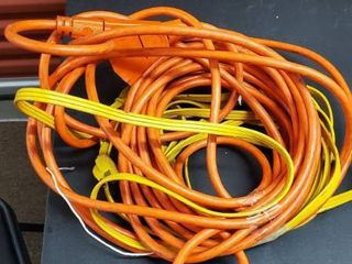 2  Extension Cords