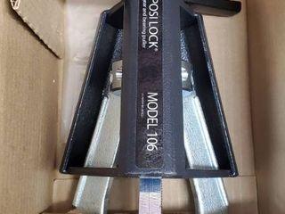 Posilock Gear And Bearing Puller Model 106