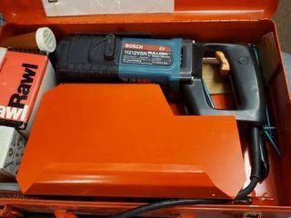 Bosch 11212 7 Rotary Hammer Drill