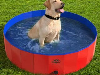 Pet Pool And Bathing Tub Foldable
