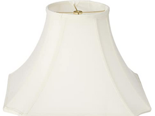 Royal Designs Square Inverted Cut Corner lamp Shade