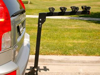 MaxxHaul  70210  4 Bike Deluxe Hitch Mount Rack