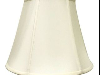 Royal Designs  Inc BSE 707 12EG 2 lampshades  12  Eggshell
