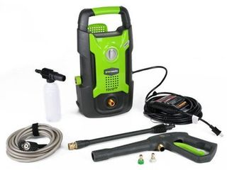 Greenworks 1500 PSI 13 Amp 1 2 GPM Pressure Washer GPW1501