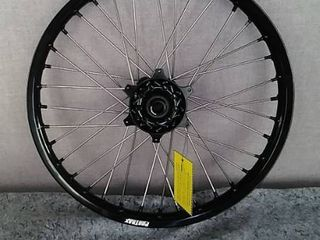 PROTRAX Black Bicycle Wheel Front Wheel 21X1 6 36 height