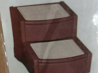 Pet Gear Easy Step Stool Brown